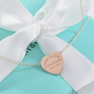 Tiffany & Co. RTT Rubedo Heart Bracelet